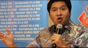 Maruarar Sirait, Ketua Panitia Natal Parlemen