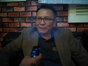Renny Octavianus Rorong (Ketum Kawanua Sedunia Indonesia)