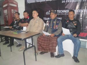 Foto Kika: Yance Rio, Yudho TDR, Jefri Tambayong, Ki Dalang dan Ivan F.