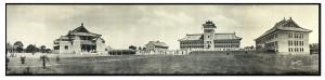 University of Nanking, Salah satu Universitas Tertua dan Terbaik yang dibangun oleh para Misionaris Protestan di Cina pada tahun 1888. Pengusaha nasional Dr. Mochtar Riady merupakan salah seorang lulusan Universitas Nanking