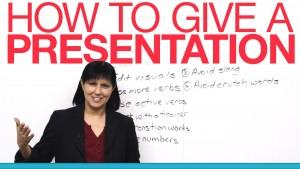 Bagaimana Memberikan Presentasi Bisnis dalam Bahasa Inggris?