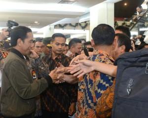 Presiden Joko Widodo Mengucapkan Selamat Natal kepada Umat Kristen Indonesia