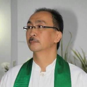 Ketua Umum Sinode GPIB, Pdt. Drs. P. Kariso Rumambi, M.Si