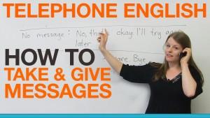 Panduan Bertelepon Dalam Bahasa Inggris (Bagian I)