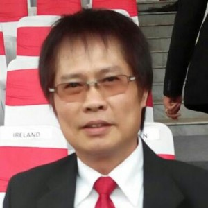 Carrel Ticualu, Salah seorang pengacara nasional.