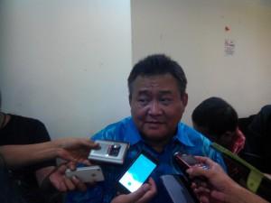 Ketua Umum DPP Persatuan Inteligensia Kristen Indonesia (PIKI), Baktinendra Prawiro, M.Sc., M.H.