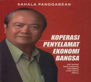 Sahala Panggabean, Tokoh Nasional Koperasi Indonesia