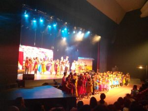 Voice of Indonesia Sukses Pentaskan Teater Musikal Batak 'Sinamot'