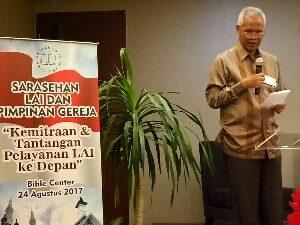 Lembaga Alkitab Indonesia (LAI) Mengadakan Sarasehan dengan Pimpinan Gereja: Kemitraan dan Tantangan Pelayanan LAI ke Depan